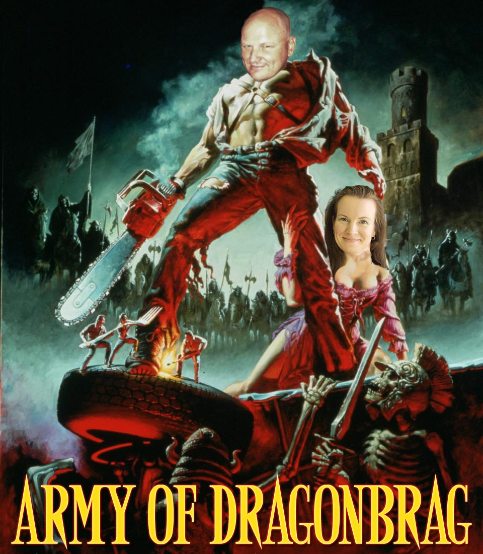 mike sirios army of darkness dragonbrag