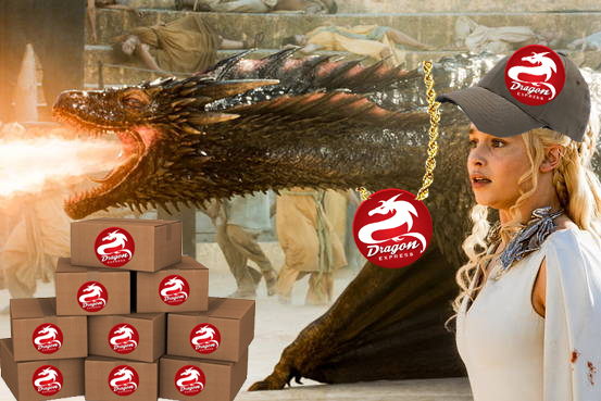 game of thrones dragon express