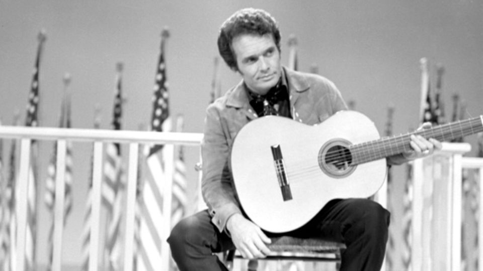 merle haggard tv appearance sixties