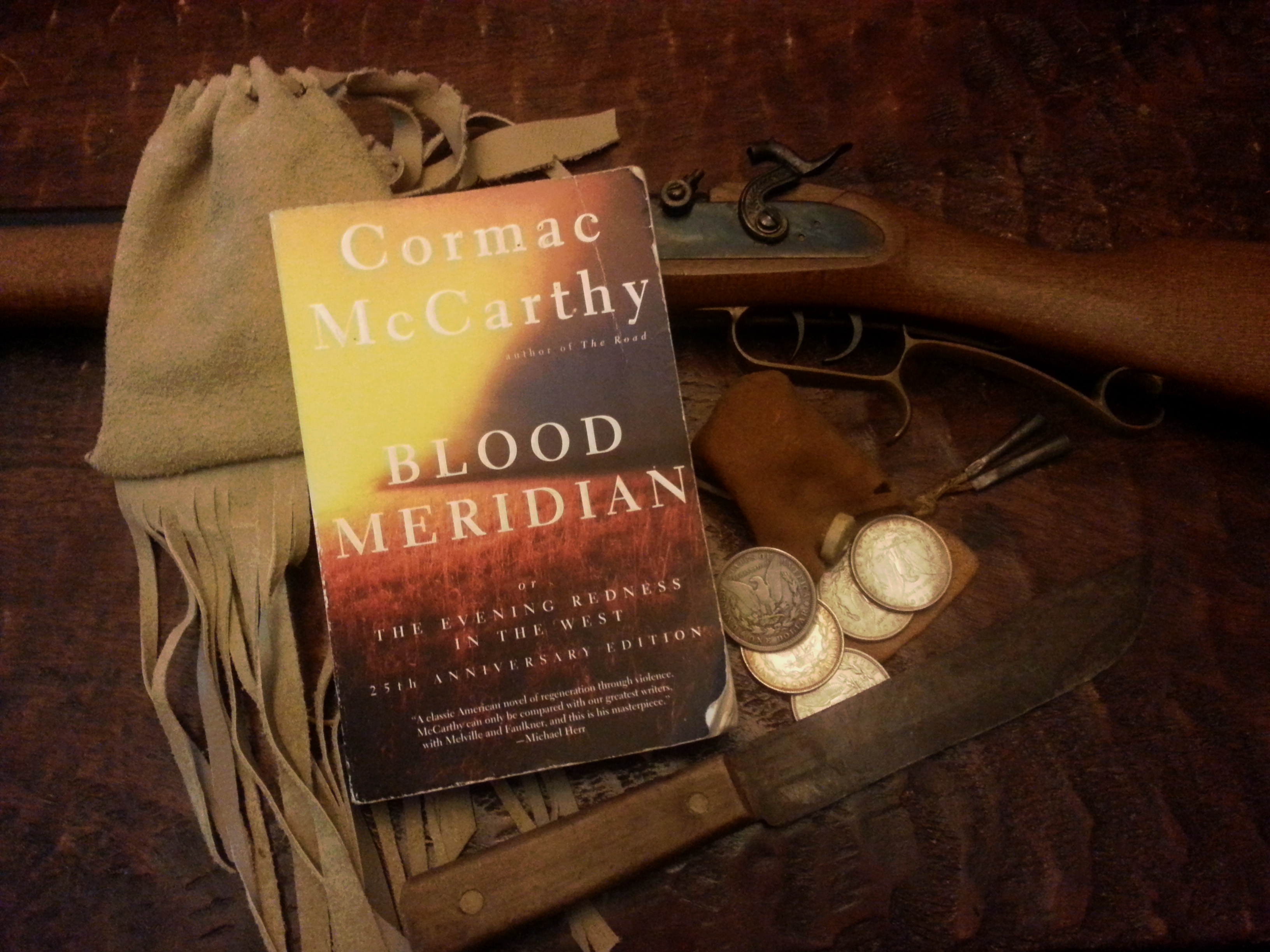 Cormac McCarthy's Blood Meridian Novel