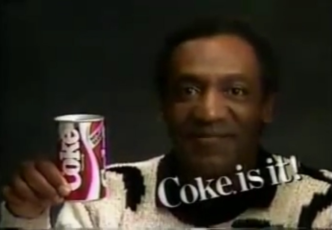 bill cosby new coke