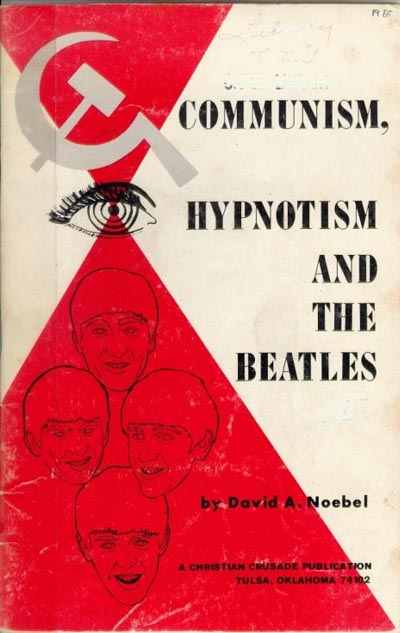 the beatles, communism, hypnotims, cold war sixties