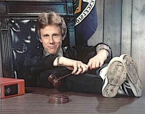 night court eighties harry anderson