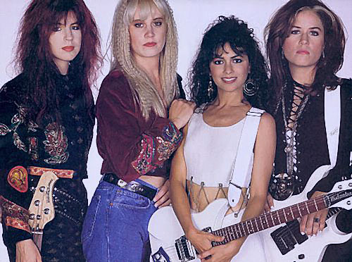 bangles eighties band female perspective