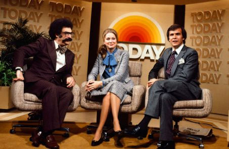 gene shalit on today show with tom brokaw