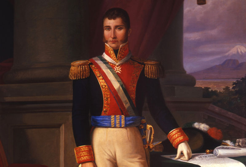 Augustine de Iturbide - Mexico's George Washington