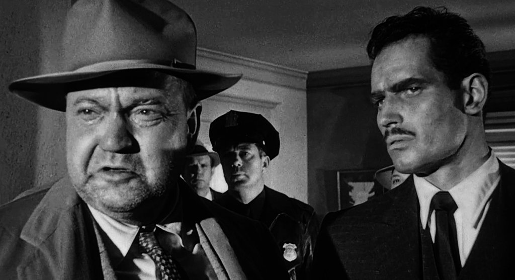 film noir classic Touch of Evil