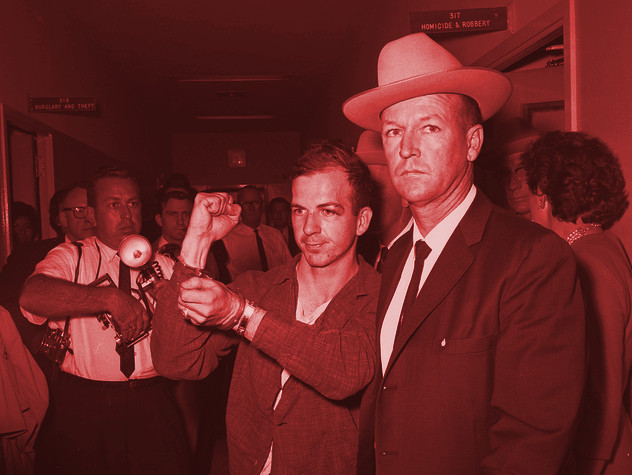 jfk assassination lee harvey oswald