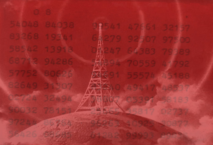 One time pads and numbers stations